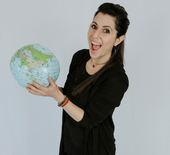 Andrea Gold international relocation coordinator